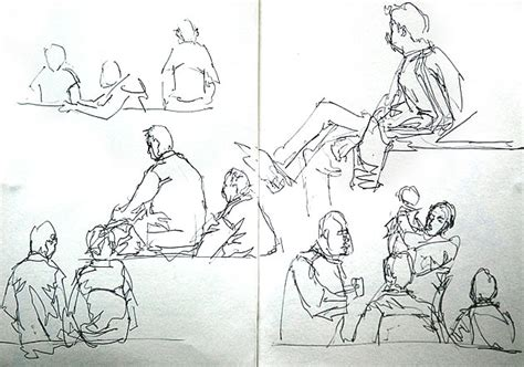 figure lines line drawing a guide for students