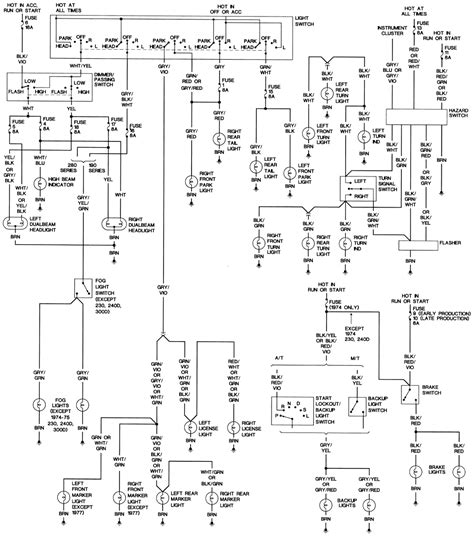 1977 mercedes 450sl fuse box wiring diagram 1977 free