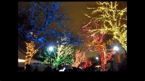 Lincoln Park Zoo Lights 2013 Youtube Zoo Lights 2013