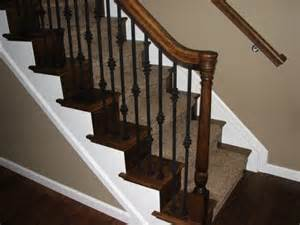 1000 images about stairs on oak stairs iron
