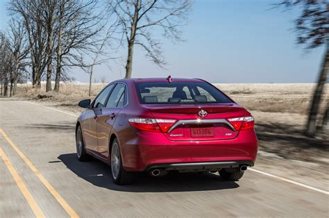 2015 Camry Toyota 2015 Toyota Camry Look Motor Trend