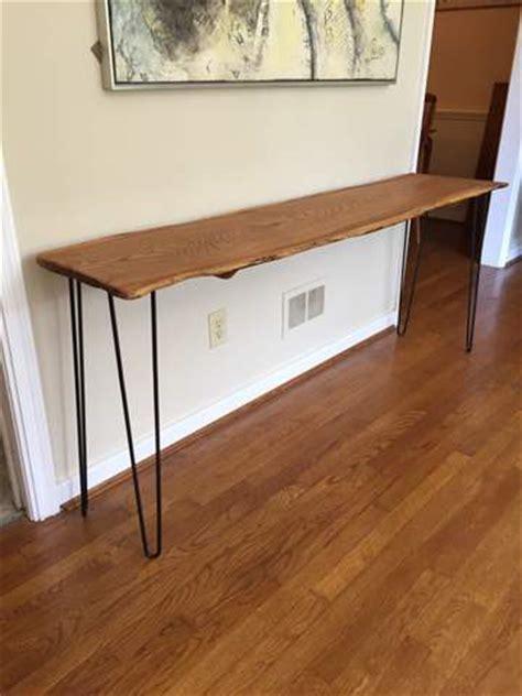 live edge sofa table legs epoch live edge wood slab tables