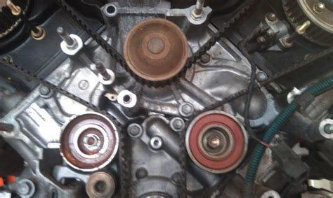 airbag deployment 1996 lexus ls electronic valve timing service manual 2008 lexus gs timing cover removal step by step timing belt replacement ls430