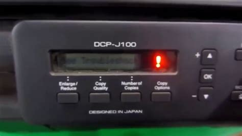 how to reset brother dcp j100 ink box full technic tactic 5 brother dcp j100 ink box full youtube