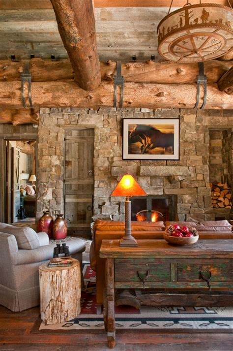 rustic cabin home decor interior styles designs