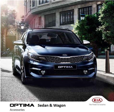 Spare Part Opel Optima accessory brochure optima 2016 kia accessoires