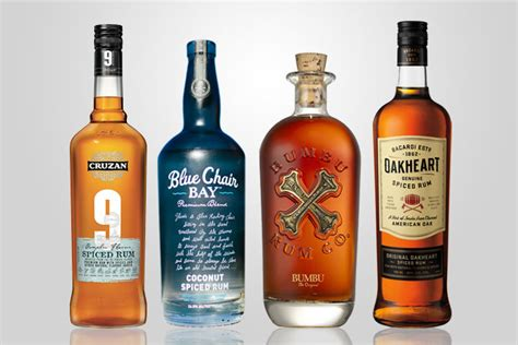 best rum brands the best new spiced rums