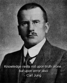 Carl jung quotes sayings error knowledge wisdom collection of