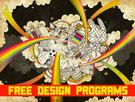 design programs for free free vector graphics