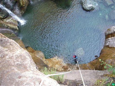 adventure canyoning escalade via ferrata (chamonix mont