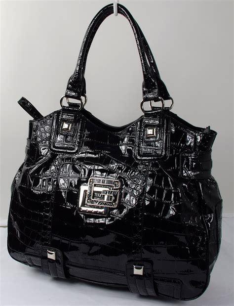 Black Guess guess handbags new guess skylar black women s satchel
