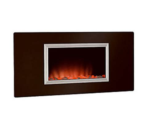 Electric Fireplace Wall Unit by Beauregard Vent Free Wall Unit Electric Fireplace Qvc