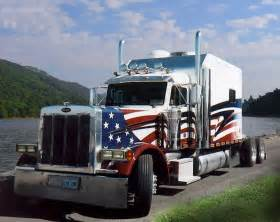 Semi truck graphics and comments