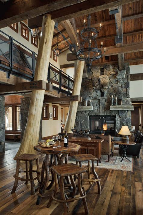 rustic family room ideas 40 awesome rustic living room decorating ideas decoholic