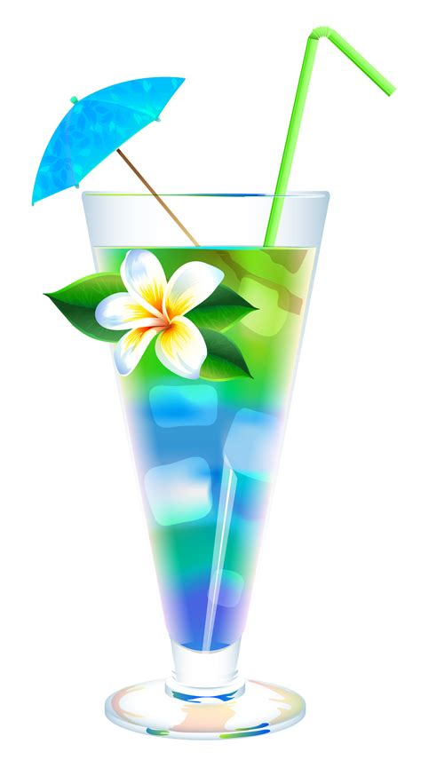 cocktail clipart exotic summer cocktail png clipart image clip art drinks