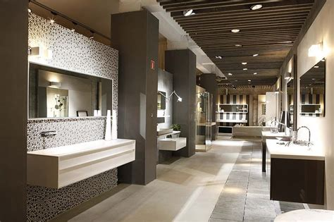 kitchen and bathroom showroom gunni trentino kitchens and bathrooms barcelona showroom