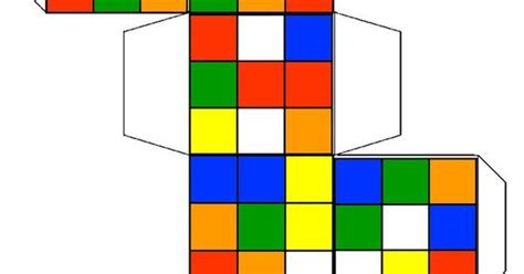 How To Make A Rubix Cube Out Of Paper - photo cube centerpieces diy search b nai