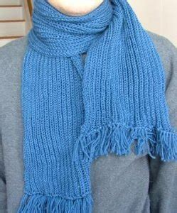 knitting pattern scarf boy little boy blue scarf allfreeknitting com