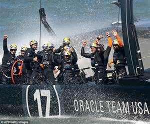 The Slighly Belated Shoegaga Winner by Team Usa Wins 2013 America S Cup Oracle Defeats Emirates