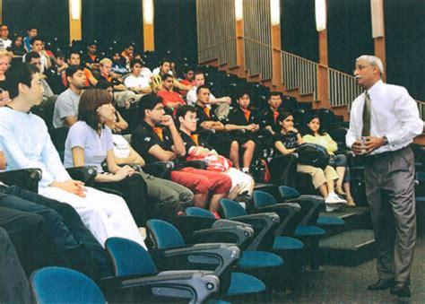 Executive Mba Singapore Nus by Pratap Nambiar Executive Chairman Thought Pte
