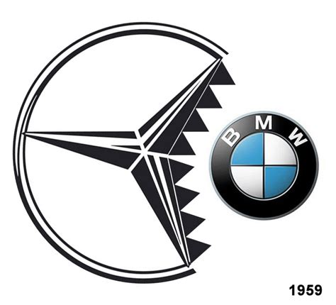 first mercedes logo 12 things you didn t know about bmw carsaddiction com