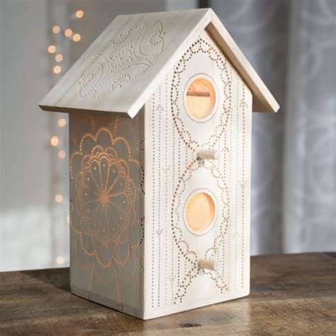 woodland nursery light fixture birdhouse nightlight woodland nursery l by