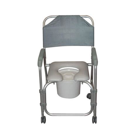portable shower chair lightweight portable shower chair commode with casters