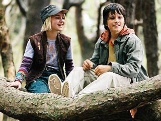 Novel Fantasi Best Seller Bridge To Terabithia how the bridge to terabithia got made ew