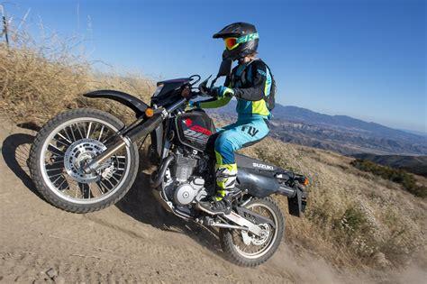 2019 suzuki dual sport 2019 suzuki dr650s review lowered dual sport motorcycle