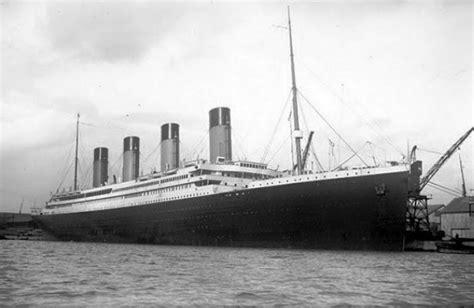imagenes increibles del titanic el hundimiento del titanic 100 a 241 os despu 233 s compartimos
