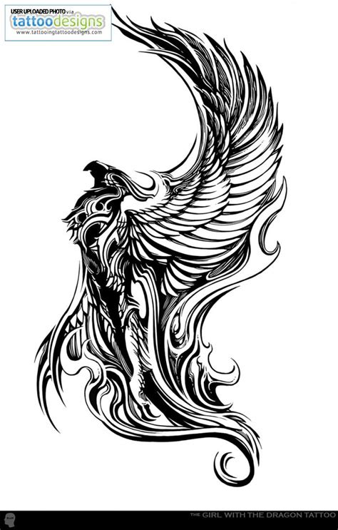 phoenix tribal tattoo designs tribal designs wallpaperpool