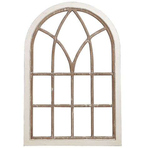 Arched Wall Decor ivory arch wall decor pier 1 imports