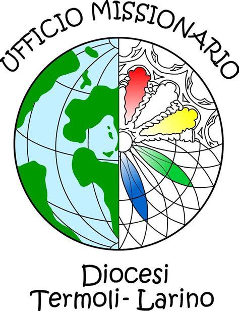 ufficio missionario 2005 ideazione logo e collaborazioni grafiche