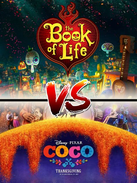 coco the book of life coco vs the book of life an animated film comparison by
