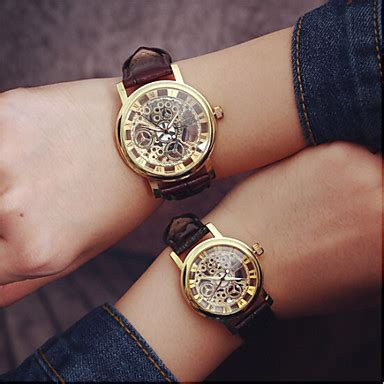 bench couple watch 2016 fashion simple unisex couple s watches student men or