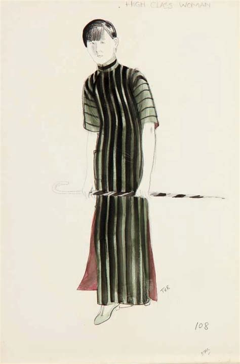theadora van runkle group of four theadora van runkle costume sketches from