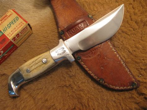 ruana knives for sale ruana 13a vintage knife st 1944 to1962 treeman knives