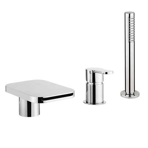 bath shower mixer diverter crosswater central bath shower mixer with diverter ce421dc at plumbing uk
