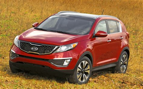 suv kia 2013 2013 kia sportage sx front view 190479 photo 1