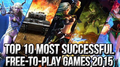best free to play top 10 most successful free to play mmo 2015