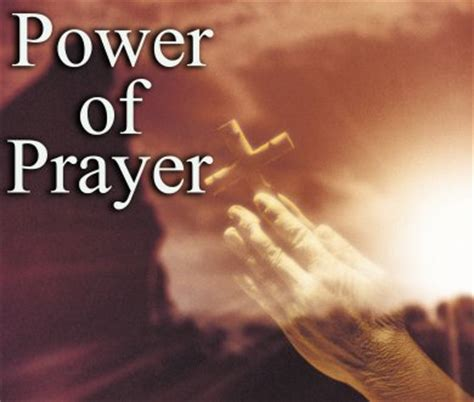 The Power Of Praying selections the power of prayer chapter ii