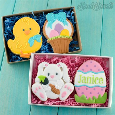 decorated easter cookies easter bunny cookies www imgkid the image kid has it