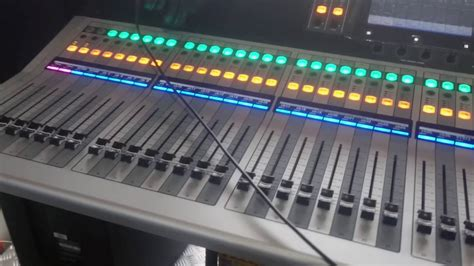 Mixer Digital Yamaha Tf5 yamaha tf5 checking mixer