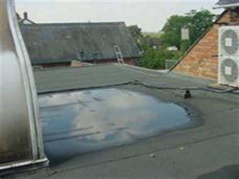 Flat Roof Problems Advice On Flat Roofs Problems Improvements And