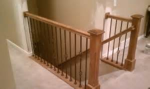 Remodel Stair Railing by Open Up Your Home With A Stairway Remodel Welcome To