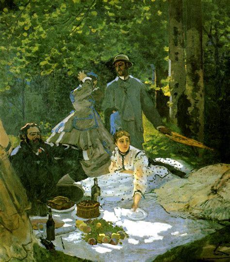 Monet, Claude - französischer Maler des Impressionismus J 17