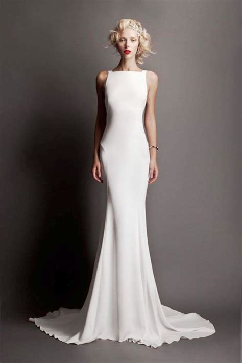 25 Beautiful Skinny Women Wedding Dress Ideas For You