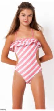 Tween girl swimwear bikinis