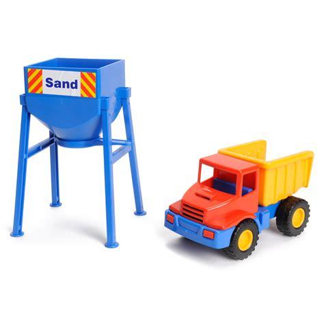 buitenspeelgoed opruiming kiepauto met silo online kopen lobbes nl