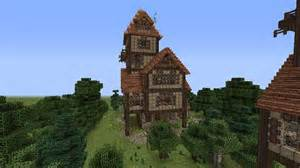 how to build a beautiful house minecraft